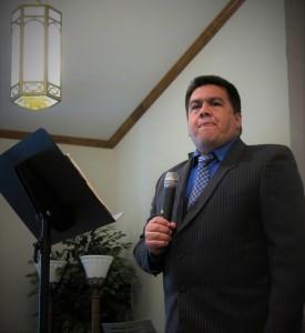 Pastor Jhon -VCC